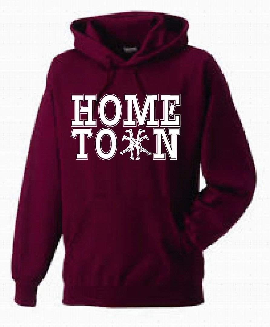 "Kapuzensweater ""Hometown"""